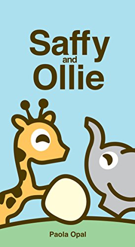 9781897476697: Saffy and Ollie (Simply Small)