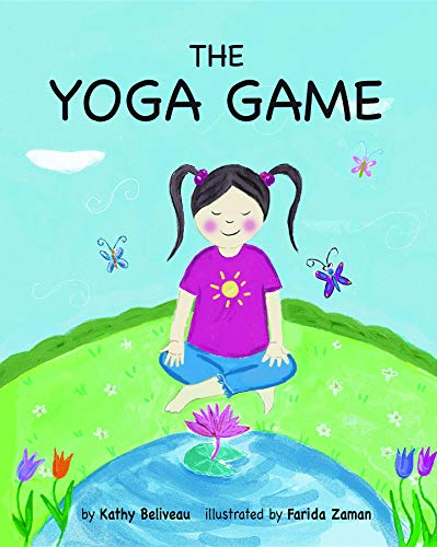 THE YOGA GAME (Signed)