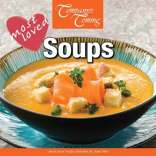 Most Loved Soups (Most Loved Series): Par�, Jean