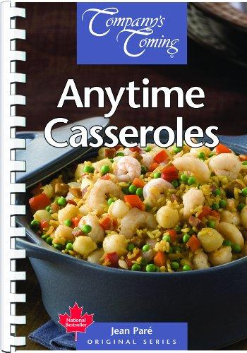 9781897477526: Anytime Casseroles (Original Series)
