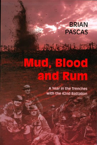 Mud, Blood, and Rum: Brian Pascas