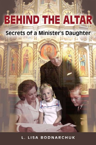 9781897508411: Behind the Altar: Secrets of a Minister's Daughter