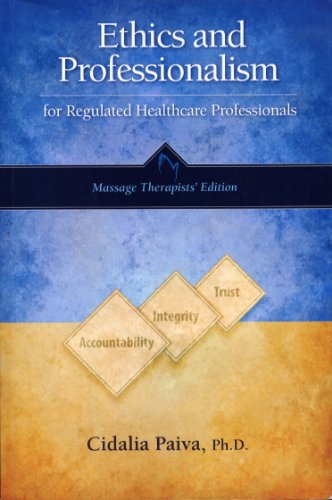 9781897518755: Ethics and Professionalism for Regulated Healthcare Professionals