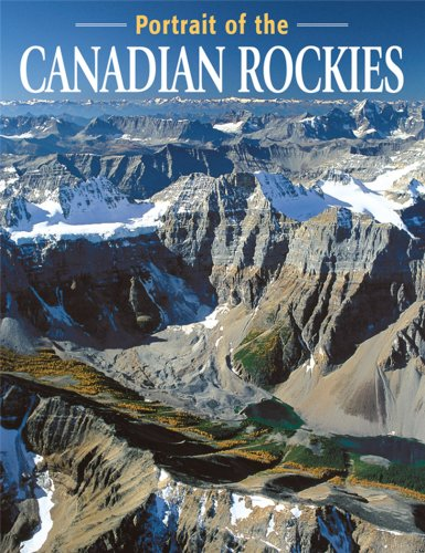 9781897522196: Portrait of the Canadian Rockies: Elizabeth Wilson