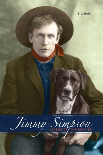 Jimmy Simpson: Legend of the Rockies: Hart, E.J. Ted