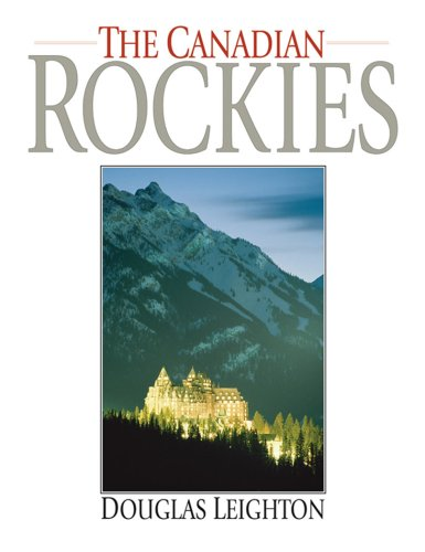 9781897522349: The Canadian Rockies