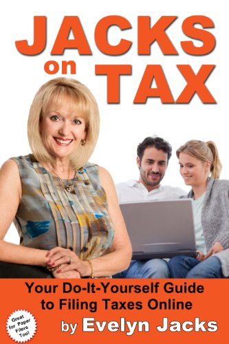 9781897526972: Jacks on Tax: Your Do-It-Yourself Guide to Filing Taxes Online