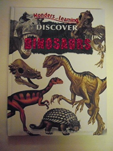 9781897533352: Dinosaurs, Discover (Wonders of Learning)