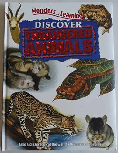 9781897533413: Wonders of Learning Discover Endangered Animals