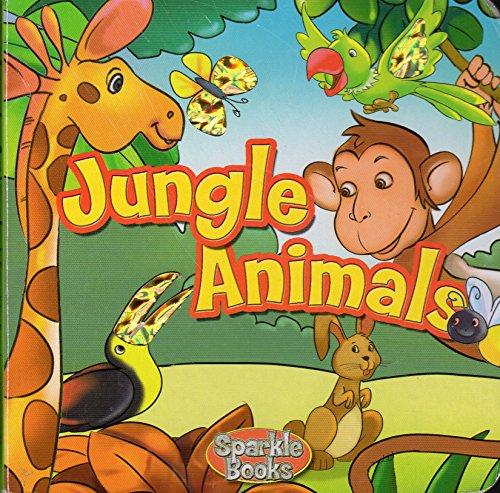 Jungle Animals: Flowerpot Press