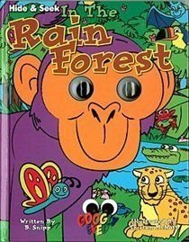 9781897533888: In the Rain Forest (Hide and Seek)