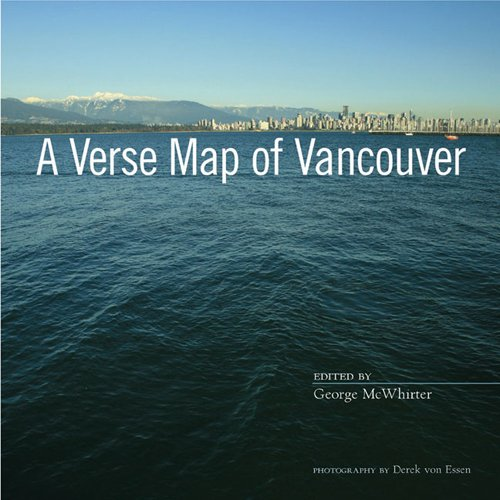9781897535028: A Verse Map of Vancouver