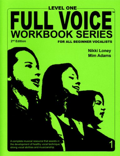 9781897539019: FVWS-L1 - Full Voice Workbook Series Level One 2nd Edition