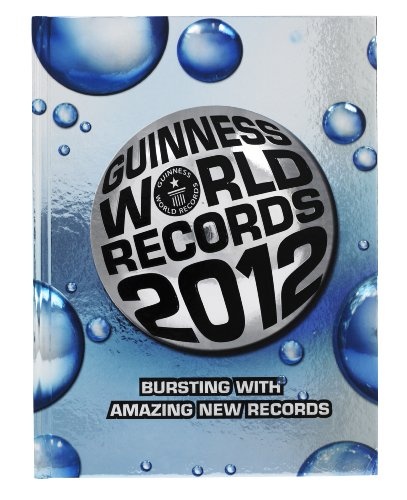 9781897553114: Guinness World Records 2012