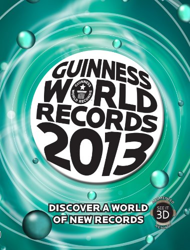 9781897553145: Guiness World Records 2013