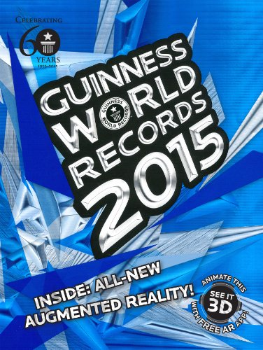 9781897553374: Guinness World Records 2015
