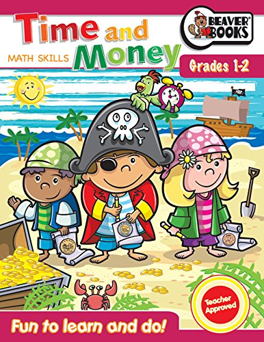 Workbook BBk: Time & Money - 1-2: Beaver books