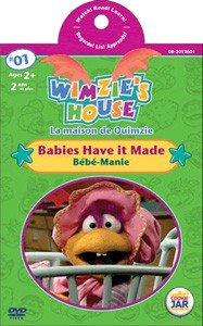 9781897554913: Wimzie's House - Babies Have it Made DVD