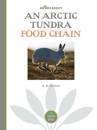 9781897563083: Nature's Bounty: An Arctic Tundra Food Chain