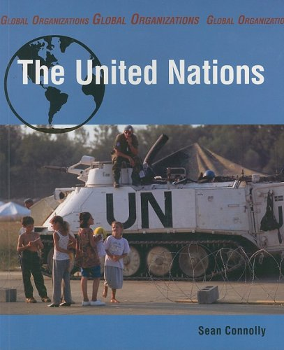 9781897563380: The United Nations (Smart Apple Media, Global Organizations)