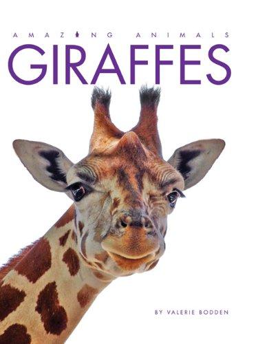 9781897563663: Amazing Animals: Giraffes