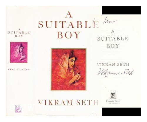 9781897580202: A SUITABLE BOY