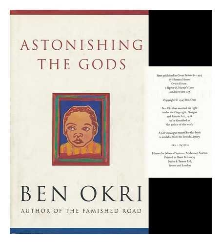 9781897580974: Astonishing the gods