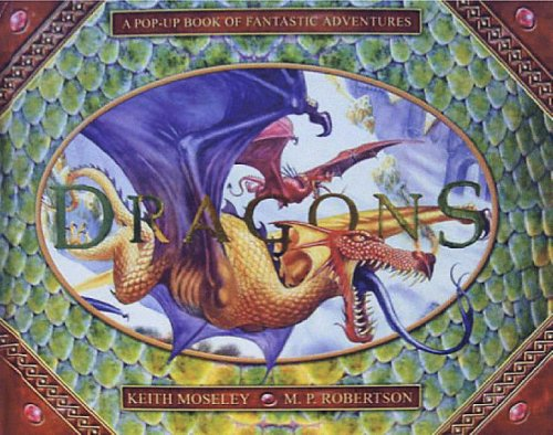 Dragons (Pop-up): Anna McQuinn