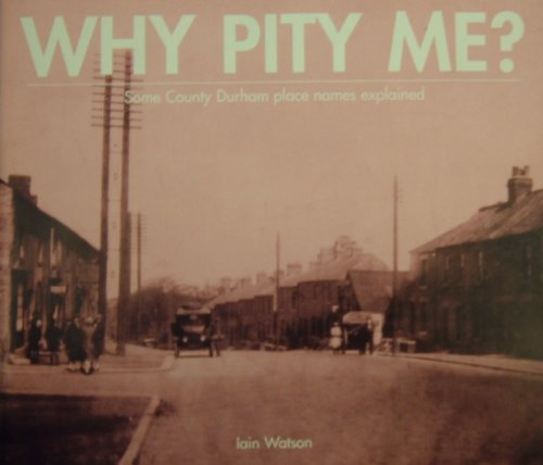 Why Pity ME? (1897585136) by Watson, Ian
