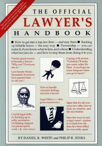 9781897597002: The Official Lawyer's Handbook