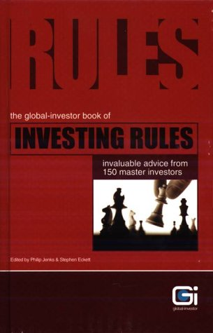 9781897597132: The Book of Investing Rules: Rules on Investing from the World's Leading Fund Managers, Sector Analysts, Traders, Economists and Financial Journalists