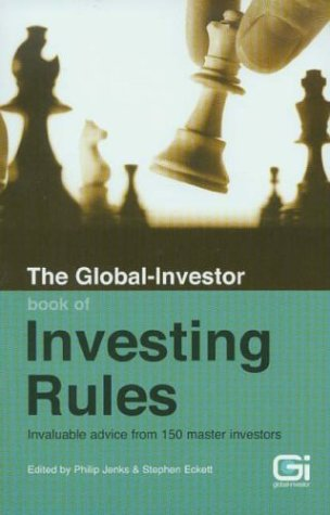 9781897597217: The Global-Investor Book of Investing Rules: Invaluable Advice from 150 Master Investors