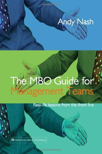 9781897597514: The MBO Guide for Management Teams: Real-life lessons from the front line