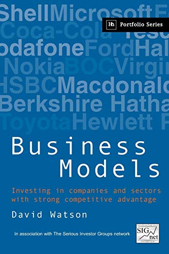 9781897597583: Business Models: Investing in companies and sectors with strong competitive advantage