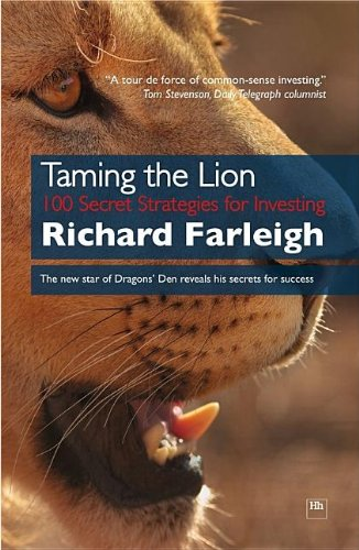 9781897597620: Taming the Lion: 100 Secret Strategies for Investing