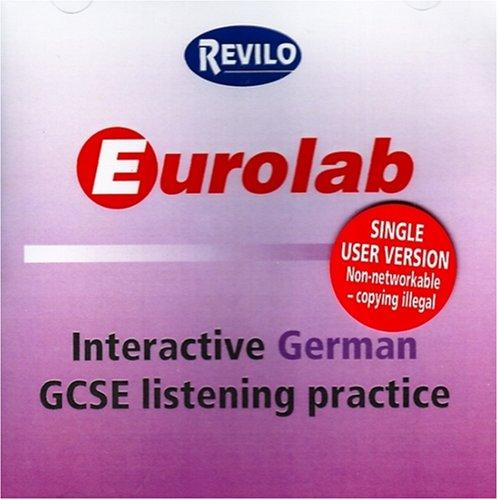 9781897609149: Eurolab GCSE Deutsche Ausgabe