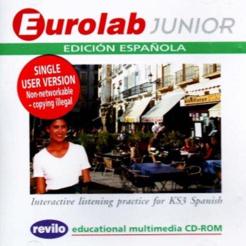 9781897609231: Eurolab Junior Edicion Espanola: Interactive Listening Practice for KS3 Spanish