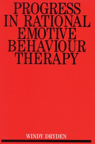 Progress in Rational Emotive Behaviour Therapy (Exc Business And Economy (Whurr)) (1897635060) by Dryden, Windy