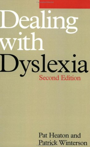 9781897635575: Dealing Woth Dyslexia (Progress in Clinical Science)