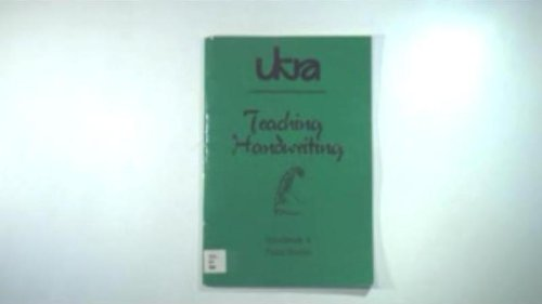 Teaching Handwriting (UKRA Minibooks) (9781897638064) by Peter Smith