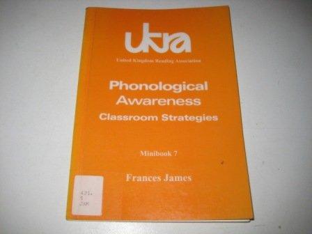 9781897638071: Phonological Awareness: Classroom Strategies (Minibook)