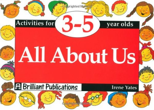 9781897675243: All About Us: Activities for 3-5 Year Olds