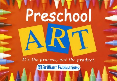 9781897675496: Preschool Art: It's the Process, Not the Product