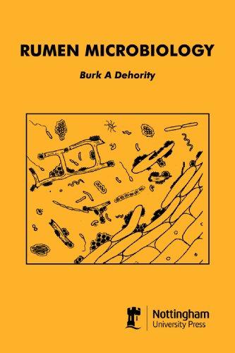 Rumen Microbiology: Burk A. Dehority