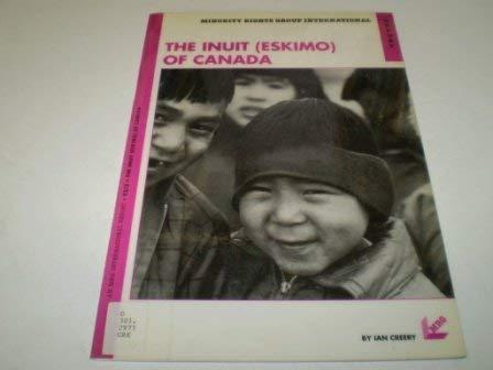 The Inuit (Eskimo) of Canada (Paperback): Ian Creery