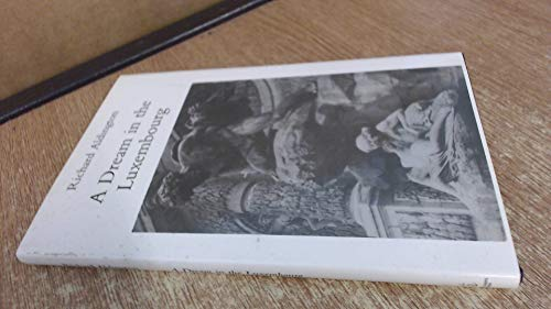 9781897722961: Dream in the Luxembourg: With a Preface by Lawrence Durrell