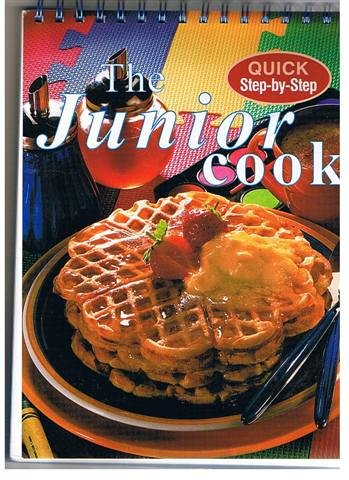 9781897730492: Quick Step-by-Step The Junior Cookbook