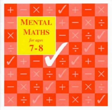 9781897737088: Mental Maths for Ages 7-8
