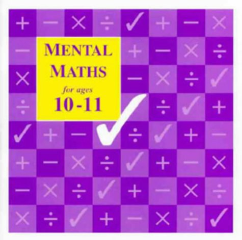Mental Maths for Ages 10-11: Brodie, Andrew