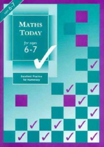 Maths Today for Ages 6-7: Brodie, Andrew